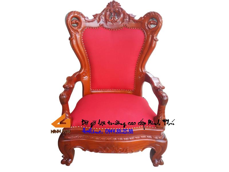 Ghế giám gỗ GỤ -GGĐ004