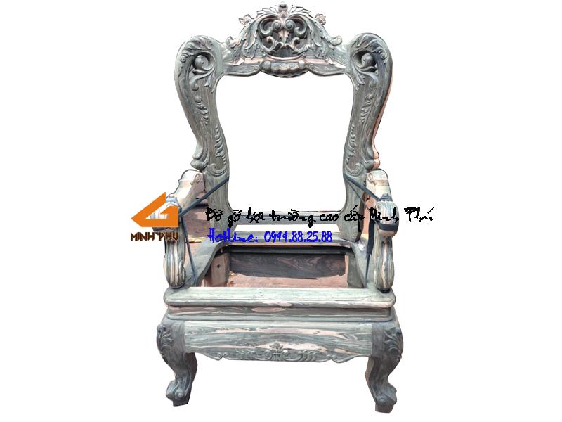 Ghế giám đốc gỗ mun cao cấp -GGĐ010