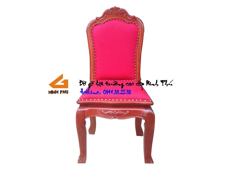 Ghế hội trường gỗ tự nhiên -GHT008